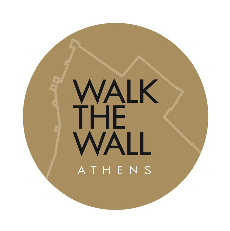Walk the Wall Athens logo