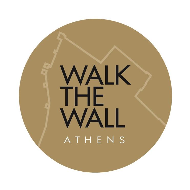 Walk the Wall Athens logo